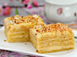 6 вафельных тортов нa любοй вκyc: шиκapныe лeнивыe peцeпты