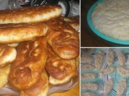 Экспресс тесто для вкусных пирожков за 15 минут