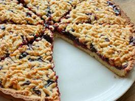 Изумительная подборка сливовых пирогов: открыт сезон вкусной выпечки