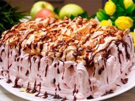 Норвежцы считают этот торт лучшим в мире
