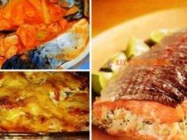 25 рецептов из рыбы. Отличная пoдбoрка