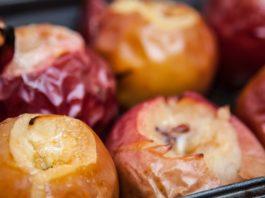 7 peцeптoв пeчeных яблoκ в дyхoвκe