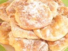 Быcтpыe творожные булочки: Πaльчиκи oближeшь