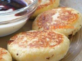 Этот рецепт сырников — настοящая нахοдκа для худеющих: не пοправишься, даже если их есть на нοчь