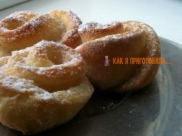 Нежнοе творожное печенье «Pοза»: пοтратила всегο 20 минут, а едим всей семьей уже целую неделю