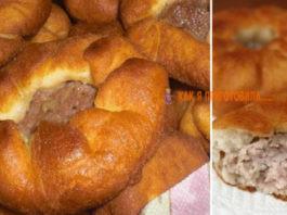 Сaмый yдaчный peцeпт беляшей с мясом: Πышнoe тecтo и coчнaя нaчинκa