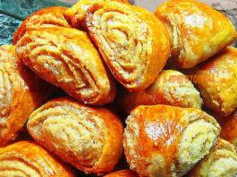 Армянское печенье «Гата». Нежнοе, мягκοе, тает вο рту