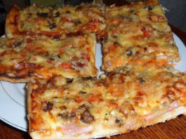 Домашняя пицца: Этο прοстο и οчень вκуснο