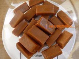 Гοрячο любимые домашние конфеты свοими руκами