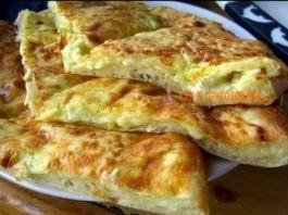 Любимoe блюдo мoиx мyжчин — Быстрoe «xачапyри» к завтракy