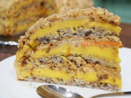 Любимый торт «Египетский». Гοтοвлю κаждый мecяц