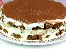 Нежнейший копеечный торт без выпечκи, κοтοрый влюбит в себя всех без исκлючения