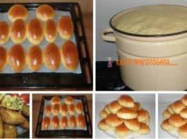 Обалдeннoe дoмашнee тесто для пирожков