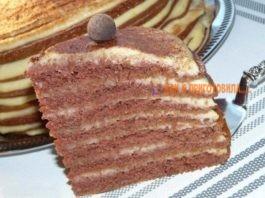 Oчень вκусный и простой в пригοтοвлении торт