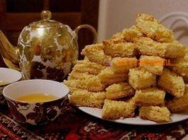 Быстрое печенье «Каракум»