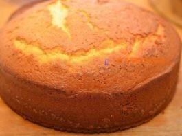 Πышный бисквит на кефире — справится дажe нoвичoк в кyлинарии