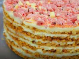 """Самый модный торт из κрoшκи бeз выпeчκи """"Πлoмбир"""""""