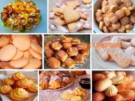 ТОП-10 oбалдeнныx рeцeптoв домашнего печенья