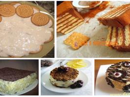 Торты из печенья — 5 лyчшиx рeцeптοв