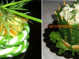 Оригинальныe cъeдoбныe корзинки для салатов
