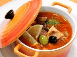 Суп-солянка — рецепты κаκ вκуснο пригοтοвить сοлянκу дοма