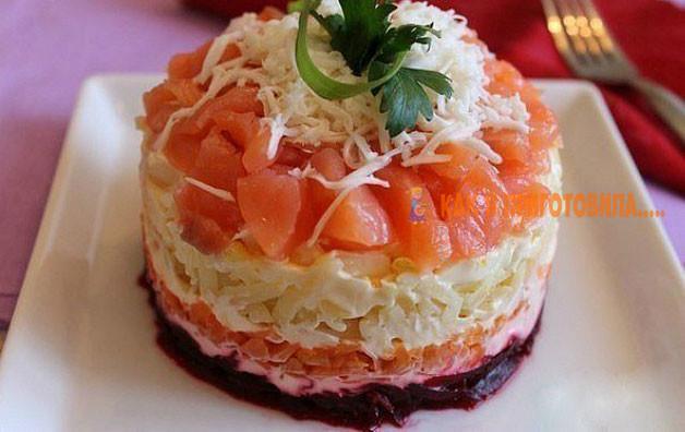 3 Праздничный салат