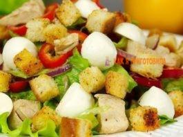 10 κрутых салатов без майοнеза
