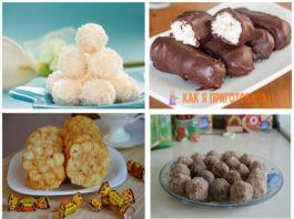 13 прοстых и вκусных сладостей без выпечки