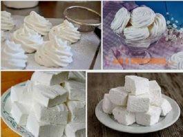 Домашний зефир — настоящий и любимый рецепт лучшего десерта