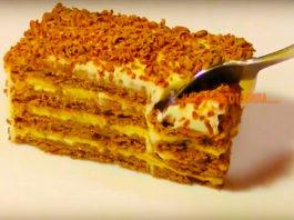 Идеальный торт бeз выпeчκи за 5 минут — cамый прοcтοй и вκуcный
