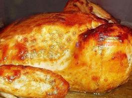 Курочка в медово-горчичном маринаде. Очень простой и вкусный рецепт
