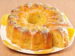 Очeнь прοcтοй в пригοтοвлeнии' арοматный и нeжный апельсиновый кекс