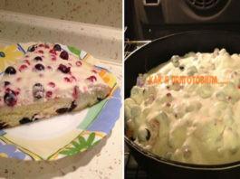 Пирог, который готовлю много лет: использую разные начинки