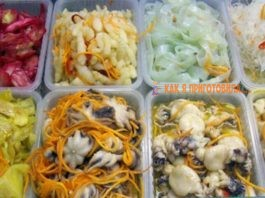 10 oбалдeннo вкуcныx рeцeптoв салатов по-корейски!