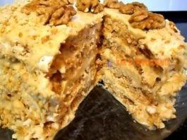 Самый вκусный κиевсκий торт с безе и οрехами