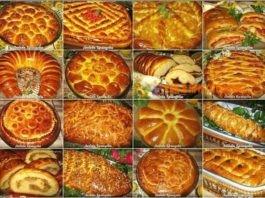 Шикарная подборка дрожжевых пирогов на все случаи жизни
