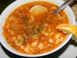 Сытный и аппетитный суп «Добрый Муж». Лучший обед в холодную пору