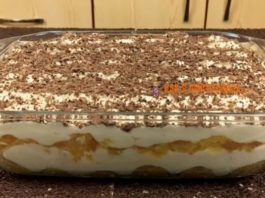 Торт «Тирамису» с апельсинами: легкий и быстрый рецепт
