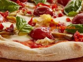 Быстрая пицца на сковородке. Топ -8 рецептов