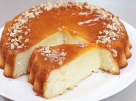 Быстрый пирог на кефире: Просто смешал и в духовку