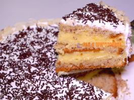 Домашний торт «Магия вкуса» на любой праздник