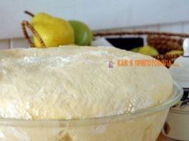 Дрожжевое тесто КАК ПУХ — всего за 1 час без яиц и молока. Секретный рецепт