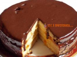 Изумительный нежный торт «Чародейка»: пошаговый рецепт