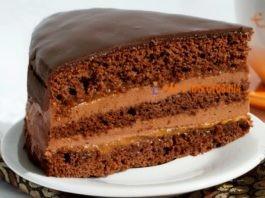 Очень лёгкий рецепт приготовления торта «Прага»