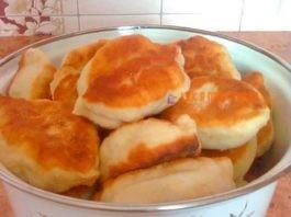 Пирожки «ВКУСНОТИЩА БЕЗ ХЛОПОТ»