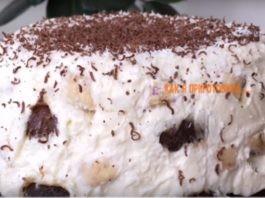 Простой Торт без выпечки – Быстро и очень вкусно