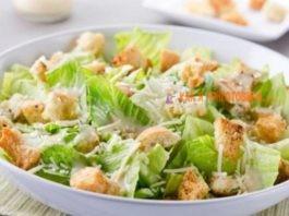 Салат «Цезарь»: 5 рецептов на выбор