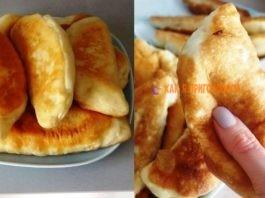 Свекровь из Греции научила рецепту пирожков с капустой. Очень вкусно