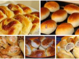 Топ-5 простых рецептов пирожков, как у бабушки