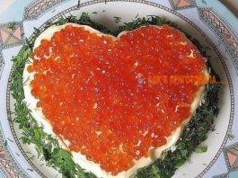 ТОП-9 вкусных салатов на праздничный стол